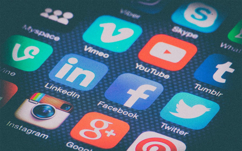 Health Apps, Social Diseases and Social Media