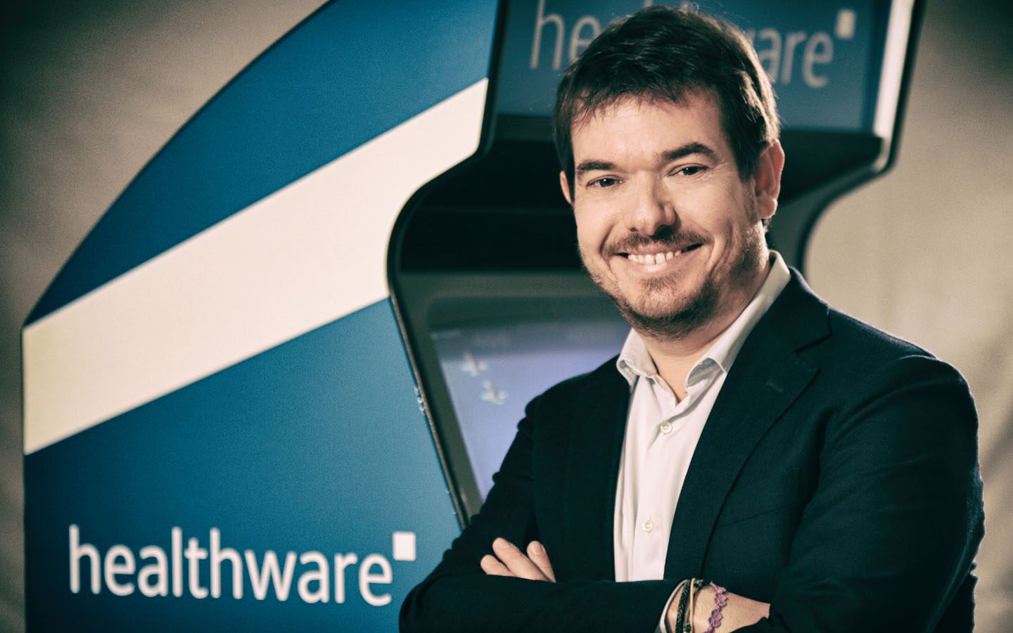 Roberto Ascione: un italiano tra i top leader della Digital Health