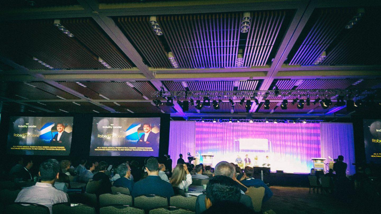 Roberto Ascione nominato Best Industry Leader a Health 2.0 in California