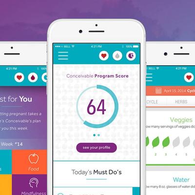 CONCEIVABLE: un programma di coaching completo per aiutarti a rimanere incinta migliorando il tuo stile di vita e nutrizione