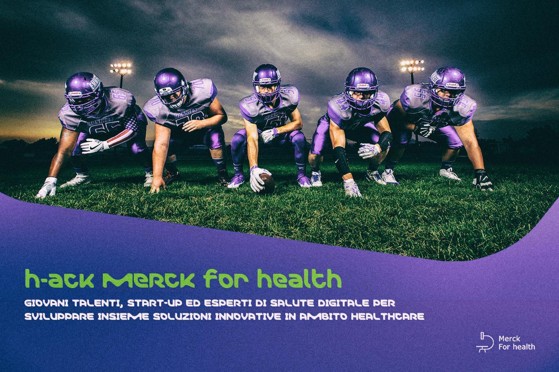 Merck for Health: la seconda edizione dell'hackathon il 4 e 5 Novembre a Roma