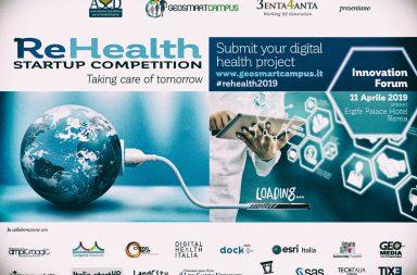 ReHealth: la startup competition per una nuova Sanità Digitale