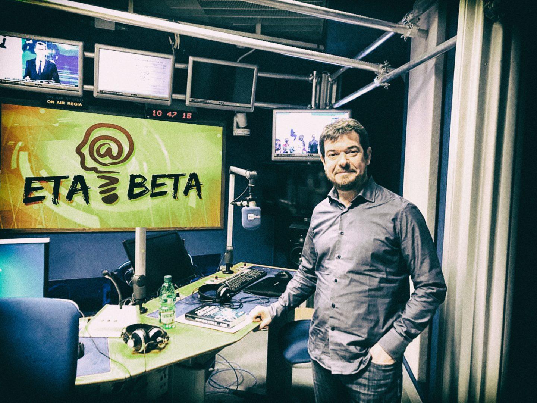 A Eta Beta - Rai Radio 1 si parla della trasformazione digitale della salute