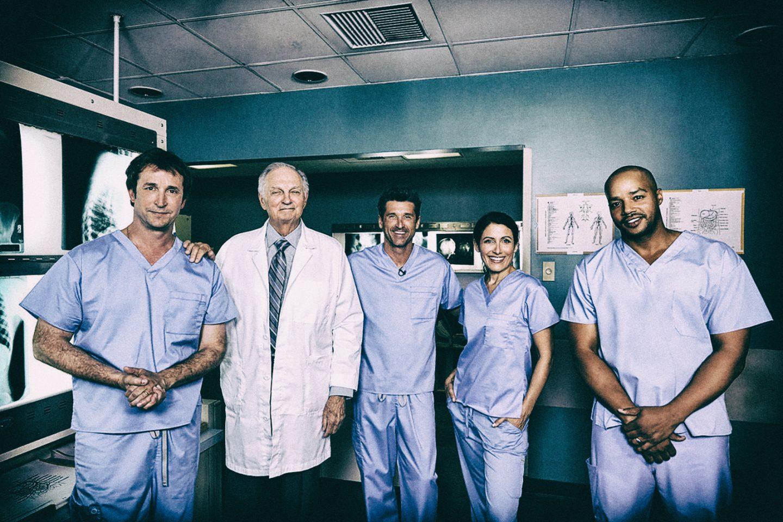 TV Doctors of America: una missione reale affidata ai  medici delle serie TV