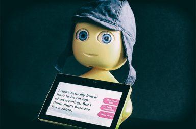 Mabu, il robottino dai grandi occhi per la cura di malattie croniche