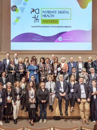 Patients' Digital Health Awards 2019: un manifesto per l'umanesimo digitale