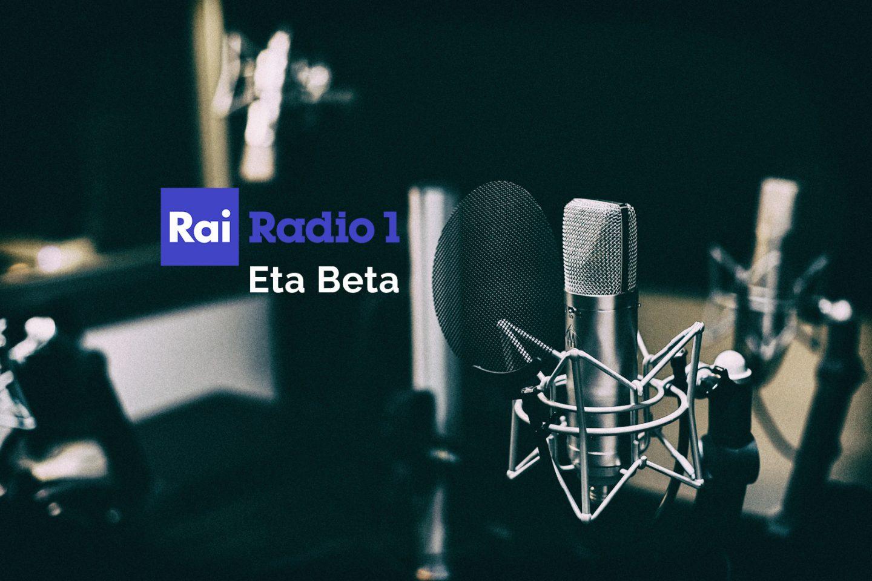 Le ultime tendenze della digital health a Eta Beta – Radio 1