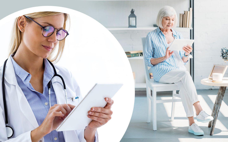 Case study: teleassistenza e telemonitoraggio per pazienti anziani