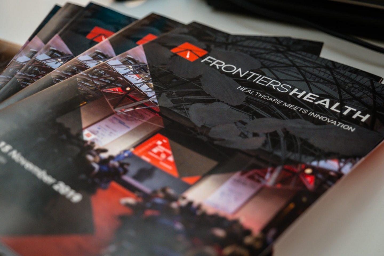 Frontiers Health torna a Novembre con un nuovo format