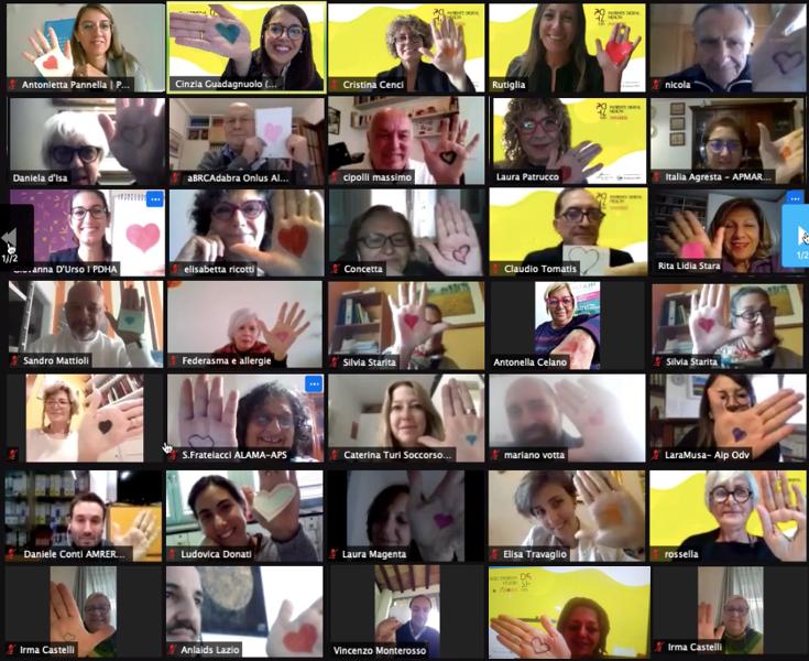 #PDHA20: le associazioni pazienti premiano progetti e idee digitali che fanno la differenza
