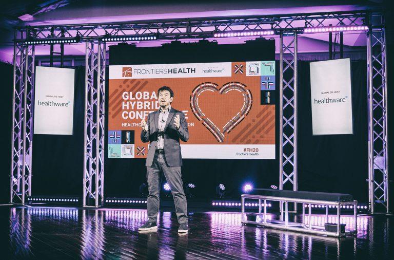 L'accelerazione globale della salute digitale al centro della conferenza internazionale Frontiers Health 2020 in partnership con Healthware Group