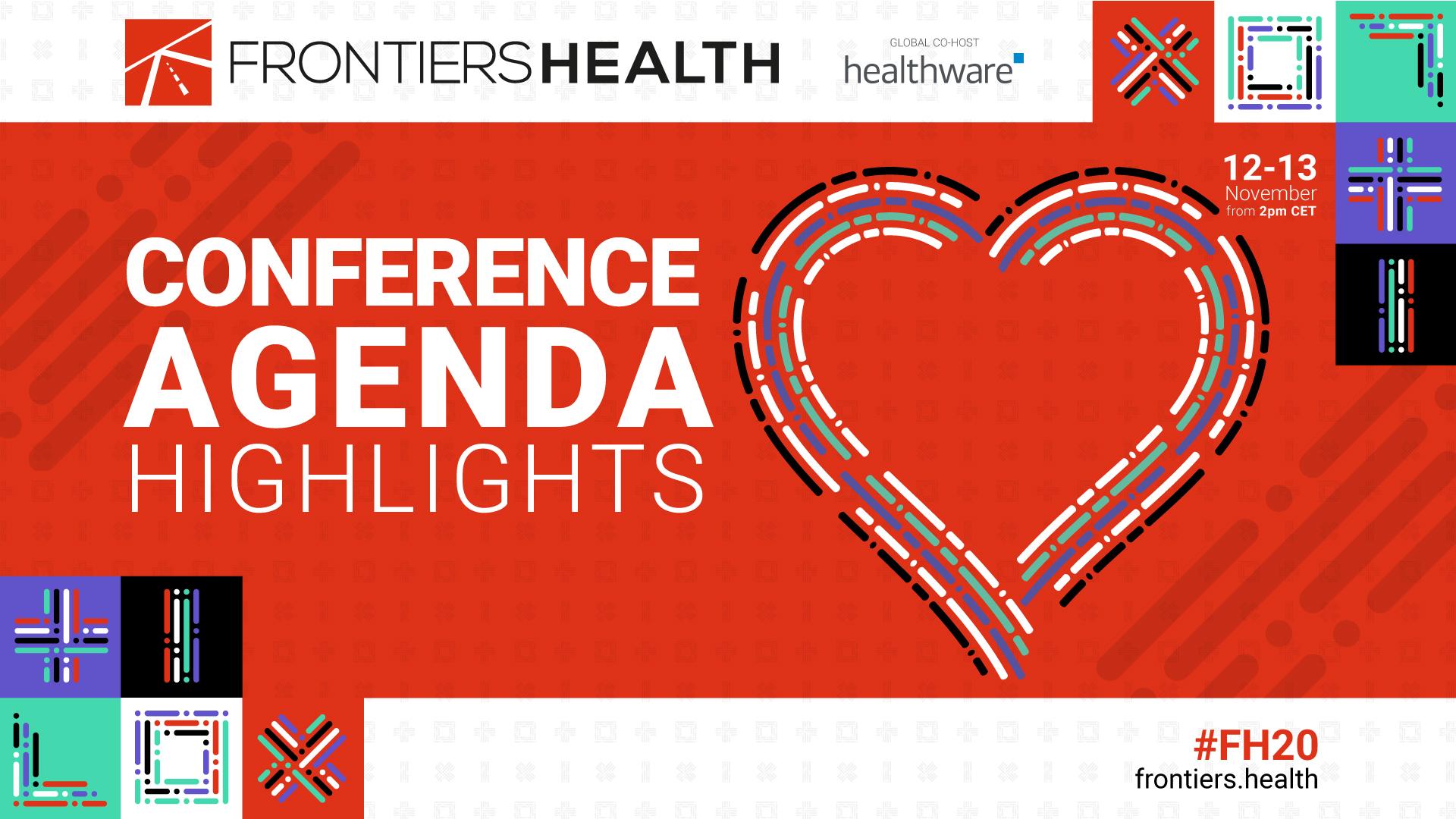Frontiers Health 2020 Il Programma In Dettaglio Salute Digitale In Italia