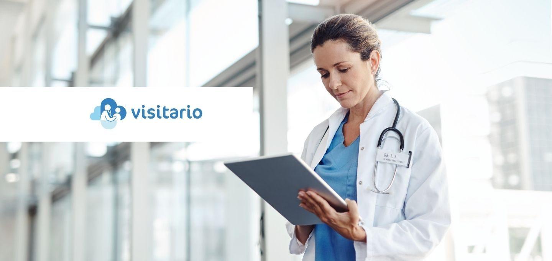 Visitario: il nuovo progetto di telemedicina per la gestione dell'ambulatorio