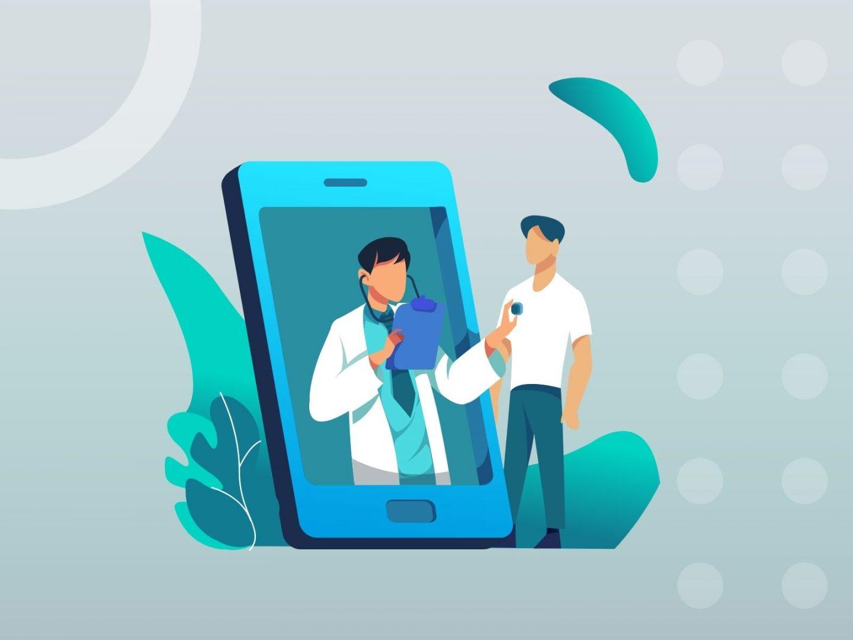 Follow-up digitale per i controlli con il paziente dopo la visita