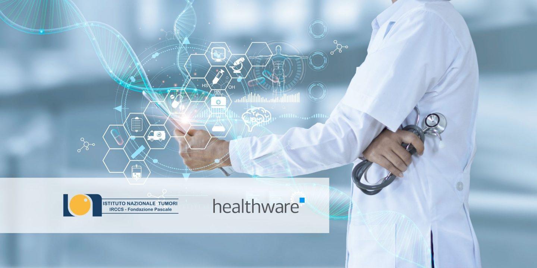 Il Pascale entra nella digital health con Healthware Group