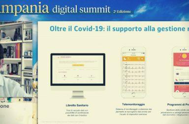 Campania Digital Summit: digitalizzare la sanità per rispondere alle esigenze di medici e pazienti