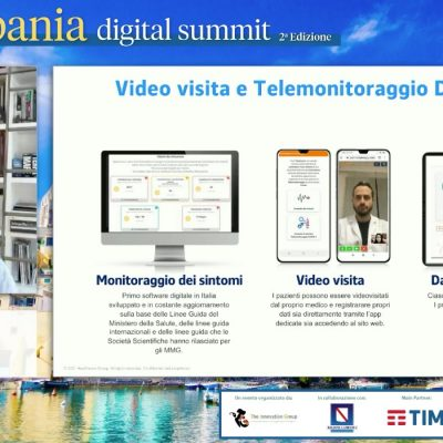 Video Visita e Telemonitoraggio