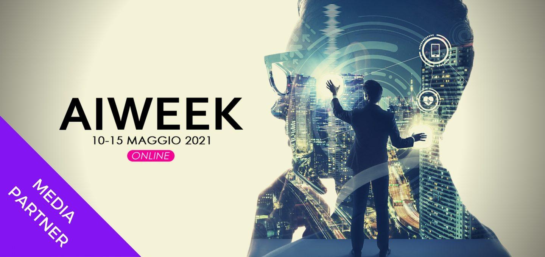 """AI Week Italia - La settimana italiana dell'intelligenza artificiale Partnership con Microsoft Italia per la """"Skilling Week"""""""