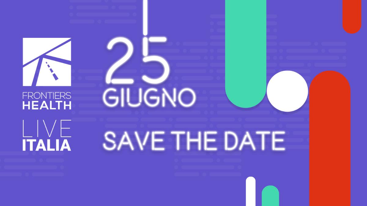 Frontiers Health Live Italia 2021: scopri i temi e partecipa